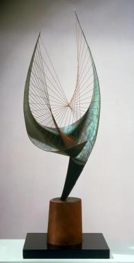 Orpheus (Maquette 2) (Version II) 1956, edition 1959 Dame Barbara Hepworth 1903-1975 Presented by the artist 1967 http://www.tate.org.uk/art/work/T00955