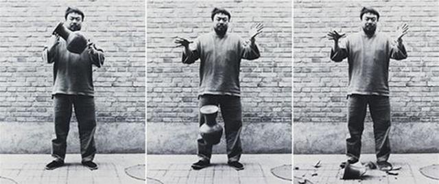 Ai wei wei Han Vase 680